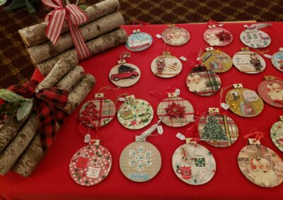 Holiday Pop Up Ornaments